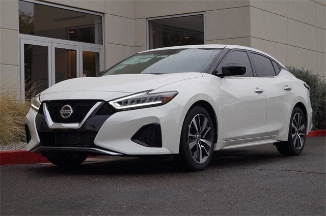 2019 Nissan Maxima Review Specs And Features Peoria Phoenix Az