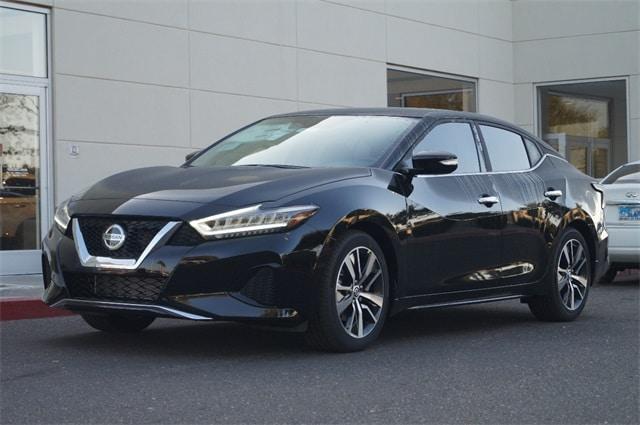 2019 Nissan Maxima 3.5 SV Sedan