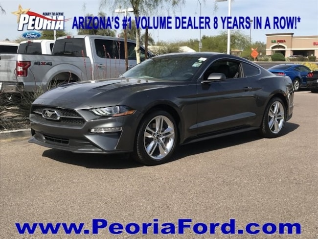 2019 Ford Mustang I4 Coupe