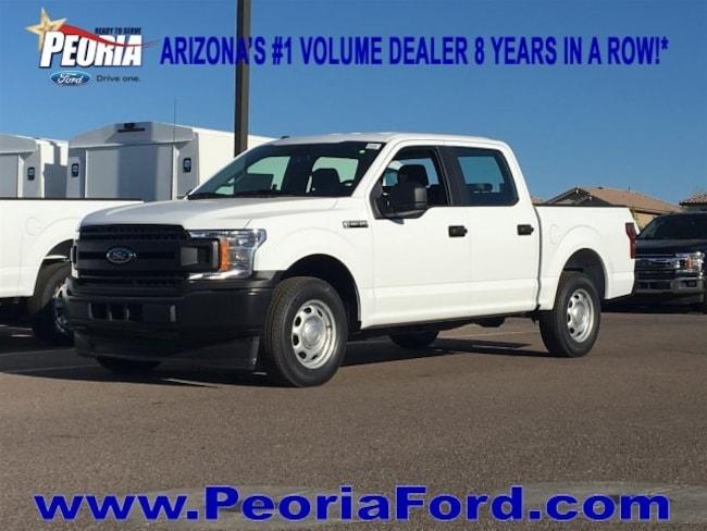 2018 Ford F-150 XL Truck SuperCrew Cab