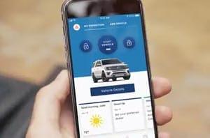 FordPass App Interface