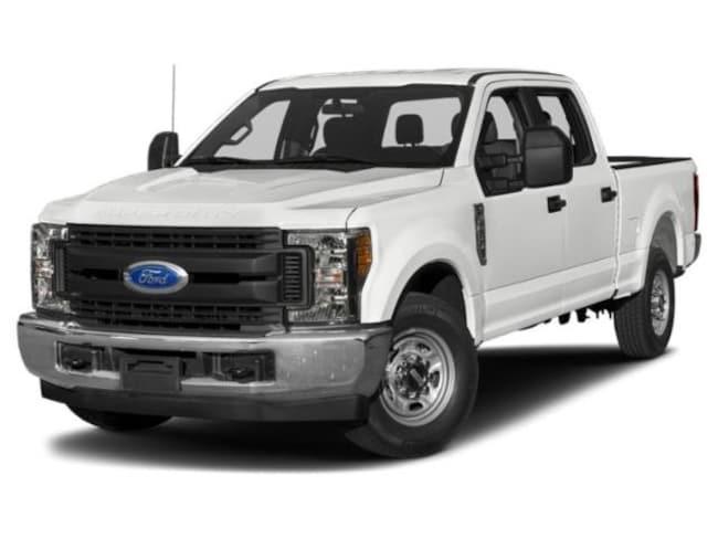 2019 Ford F-250 XL Truck Crew Cab