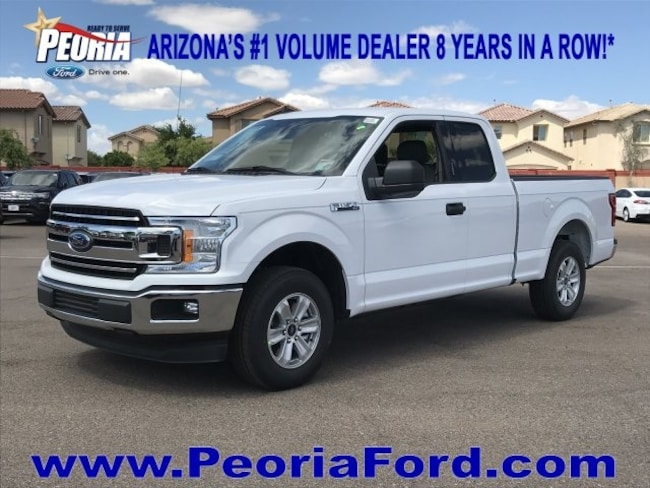 2019 Ford F-150 XLT Truck SuperCab Styleside
