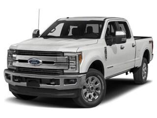 2019 Ford F-350 Platinum Truck