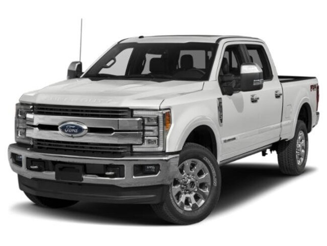 2019 Ford F-350 XLT Truck Crew Cab