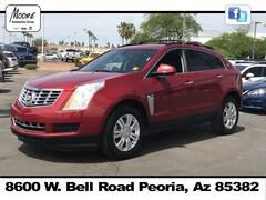 Used 2013 CADILLAC SRX Base SUV 3GYFNAE3XDS571704 in Peoria AZ