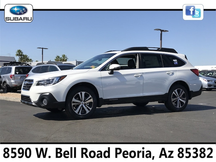 New 2019 Subaru Outback 2.5i Limited SUV S8369 in Peoria, AZ