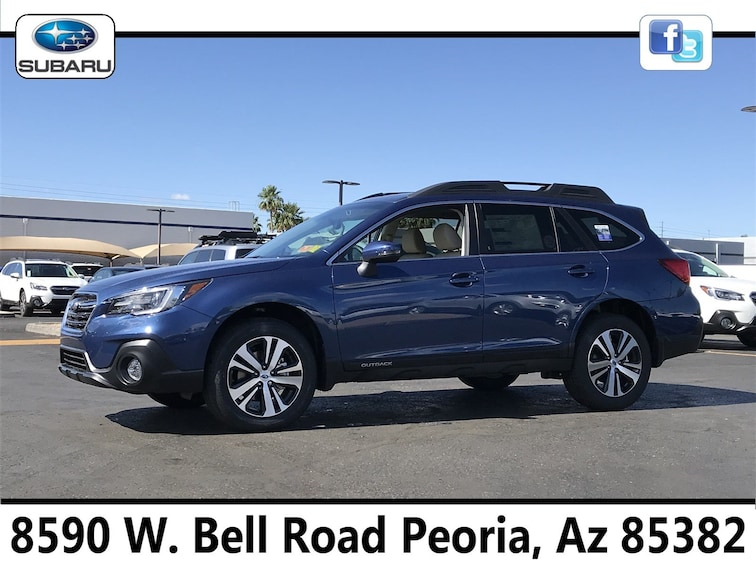 New 2019 Subaru Outback 3.6R Limited SUV S8410 in Peoria, AZ