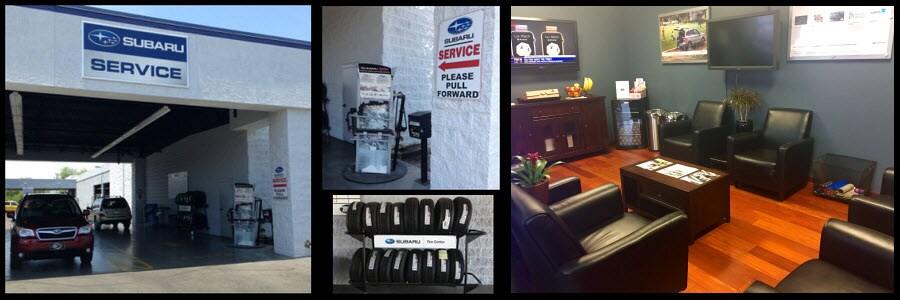 Subaru Auto Service In Peoria Az