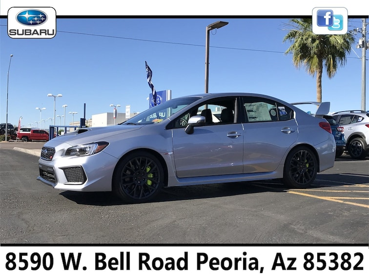 New 2019 Subaru WRX STI Sedan S8260 in Peoria, AZ