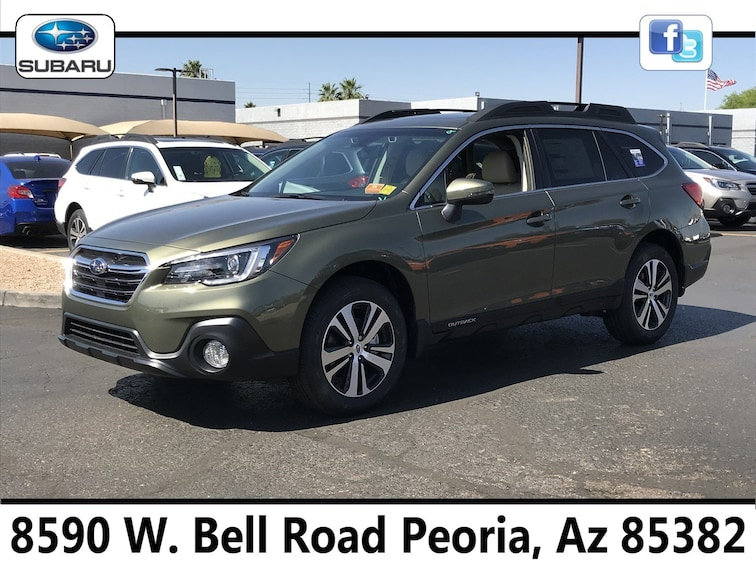 New 2019 Subaru Outback 2.5i Limited SUV S8518 in Peoria, AZ