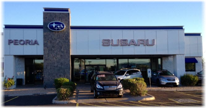 new subaru used car dealer in peoria az peoria subaru near glendale az. Black Bedroom Furniture Sets. Home Design Ideas