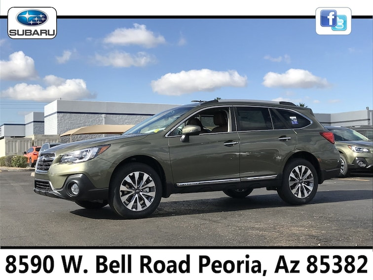 New 2019 Subaru Outback 2.5i Touring SUV S8411 in Peoria, AZ