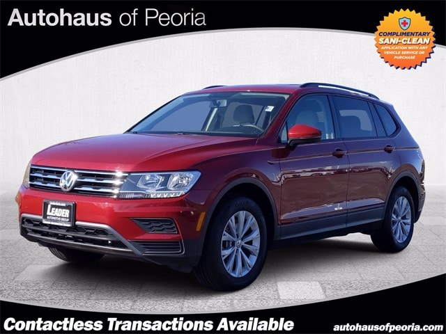 Used Volkswagen Tiguan Chicago Il