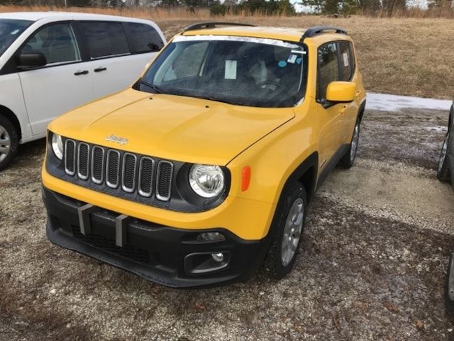 New 2018 Jeep Renegade LATITUDE 4X2 Sport Utility For Sale Paris, TN