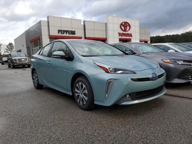 Peppers Toyota Paris Tn >> New 2019 Toyota Prius For Sale Paris Tn Jtdl9rfu5k3001499