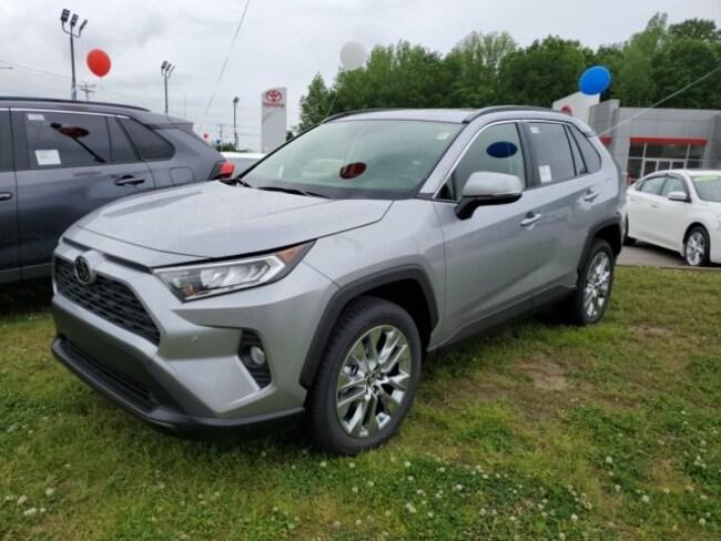 Peppers Toyota Paris Tn >> New 2019 Toyota Rav4 For Sale Paris Tn Jtma1rfv9kd023054