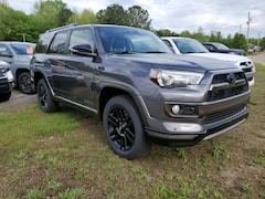 New 2019 Toyota 4Runner Limited Nightshade SUV