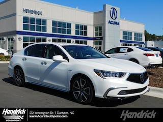 2019 Acura RLX Sport Hybrid SH-AWD with Advance Package Sedan