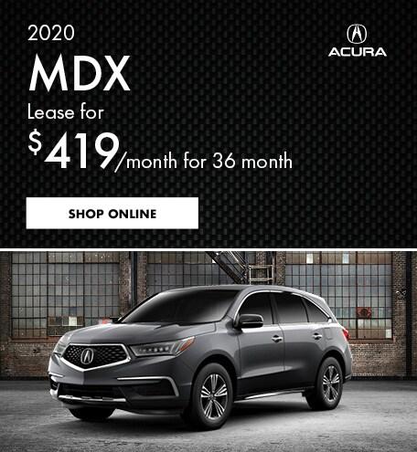2020 MDX