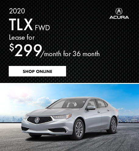 2020 TLX FWD