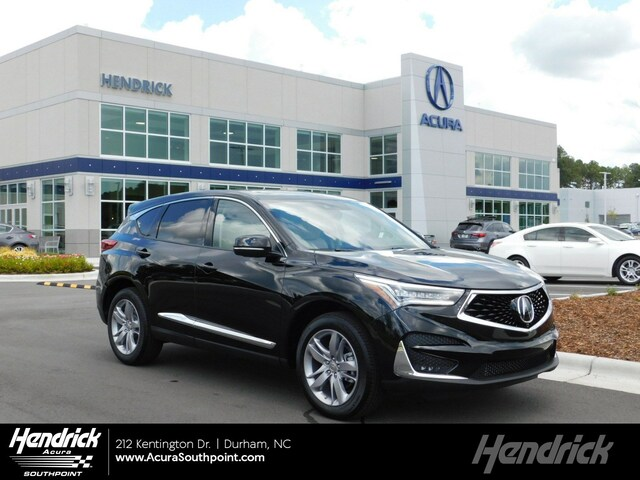 New 2019 Acura Rdx With Advance Package For Sale In Durham