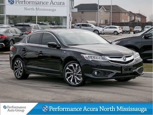 2017 Acura ILX A-Spec. Navi. Leather. Heated Seats Sedan
