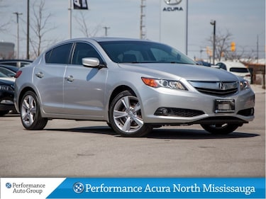 2014 Acura ILX Dynamic w/Navi Pkg. Leather. Sunroof Sedan