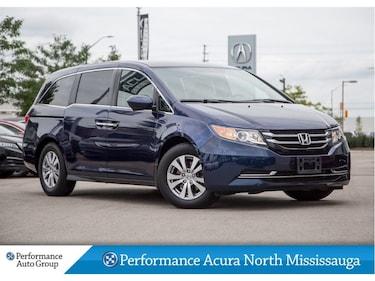 2015 Honda Odyssey EX. CAMERA. V-6. HTD SEATS. PWR SEAT. KEYLESS Van