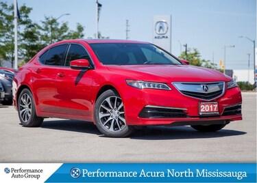 2017 Acura TLX Tech Pkg. Navi. Bluetooth. Roof. Htd Seats Sedan