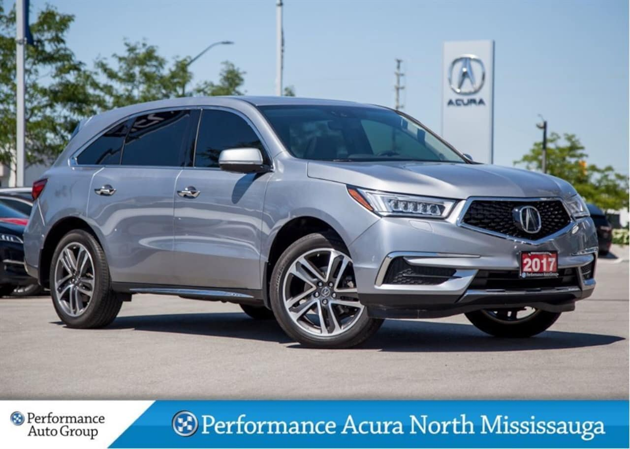 used 2017 acura mdx for sale mississauga on