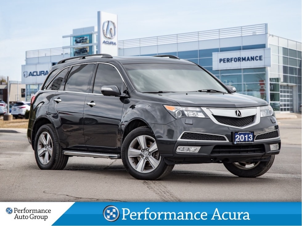 2013 Acura MDX Tech. Leather. Navi. Dvd. Blind Spot. Htd Seats SUV