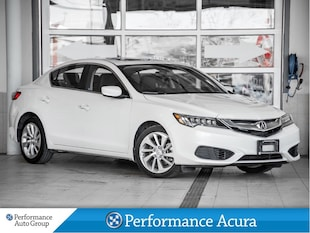 2018 Acura ILX Technology. Leather. Navi. Camera. Demo Unit Sedan