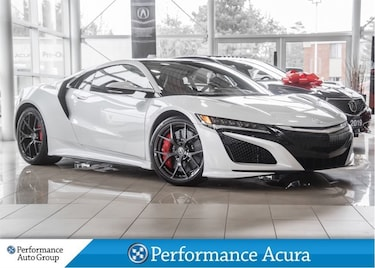 2018 Acura NSX 9dct Coupe