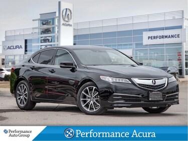 2016 Acura TLX SH-AWD w/Technology Package Sedan