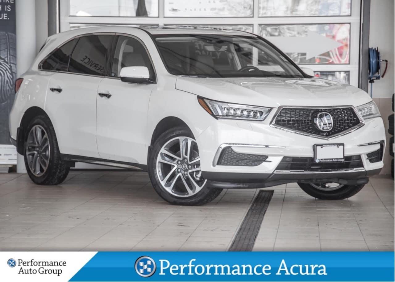 2018 Acura MDX Navigation Pkg. Htd Seats. Camera. Demo Unit SUV