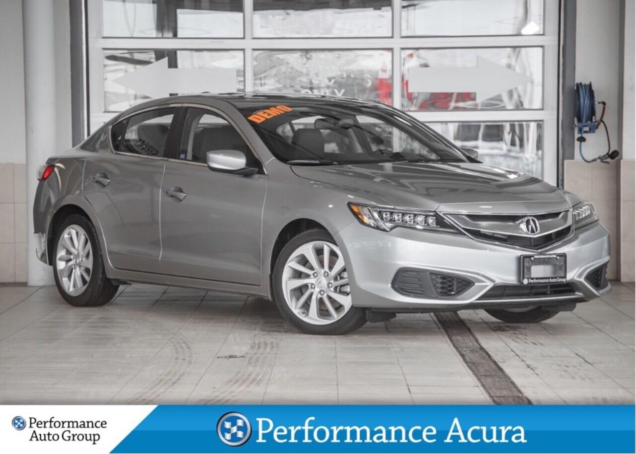 2018 Acura ILX Premium. Leather. Camera. Htd Seats. Demo Unit Sedan
