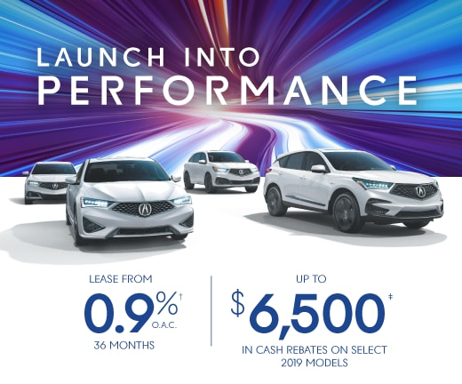 Launch into Performance Sales Event