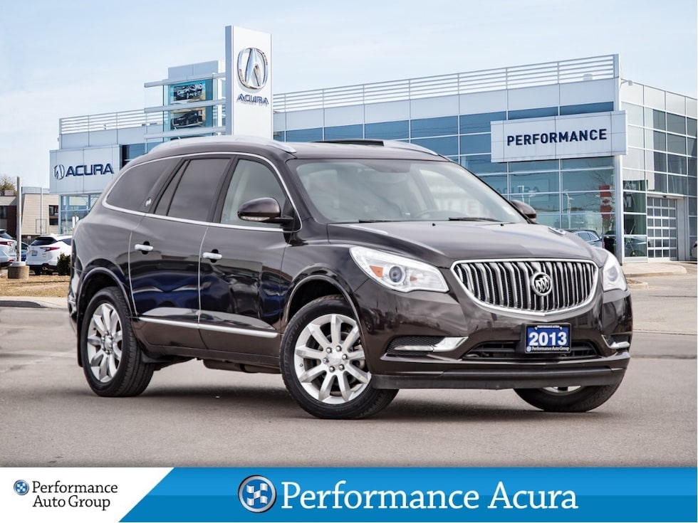 2013 Buick Enclave Premium. Leather. Htd Seats. Camera. Bose SUV