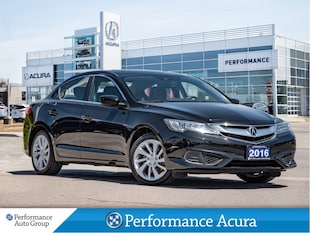 2016 Acura ILX Base. Premium. Leather. Htd Seats. Camera. Alloys Sedan