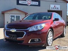 2015 Chevrolet Malibu LT LOADED LEATHER PWR MOON ROOF Sedan