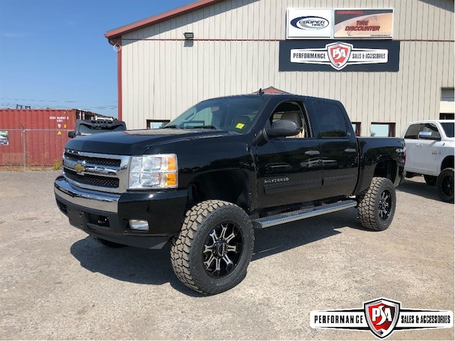 2010 Chevrolet Silverado 1500 LT R/C LIFT WHEEL TIRE PACKAGE! Crew Cab