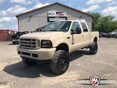 2002 Ford F-350 SUPER DUTY CUSTOM DESERT SAND 7.3L POWERSTROKE! Super Crew