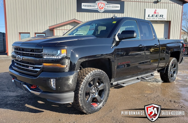 2017 Chevrolet Silverado 1500 LT RED LINE EDITION!! Truck Double Cab