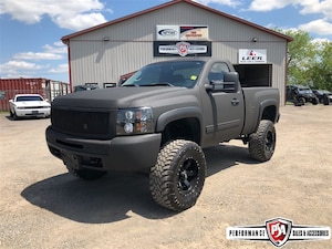 2009 Chevrolet Silverado 1500 LT GUARD IT SPRAY ON LINER COATING!
