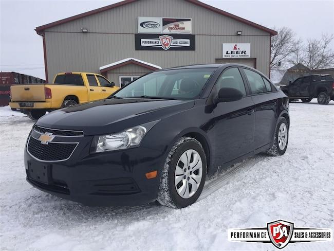2014 Chevrolet Cruze 100% GUARANTEED FINANCING!! Sedan