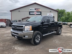 2011 Chevrolet SILVERADO 2500HD LTZ LOADED DURAMAX DIESEL 4X4 Crew Cab