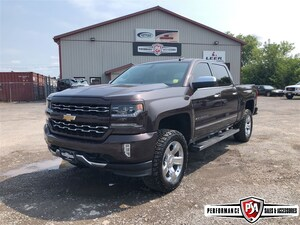 2016 Chevrolet Silverado 1500 LTZ 3.5 inch R/C LIFT WHEEL/TIRE PKG