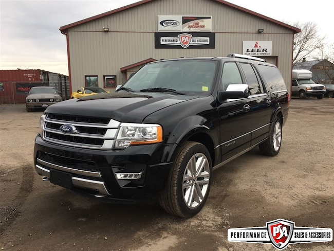 2016 Ford Expedition MAX PLATINUM!! SUV