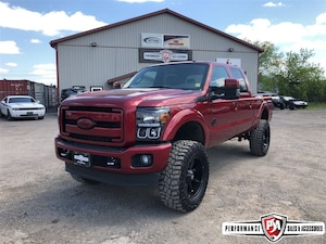 2015 Ford F-350 6 inch PRO COMP LIFT WHEEL/TIRE PKG!